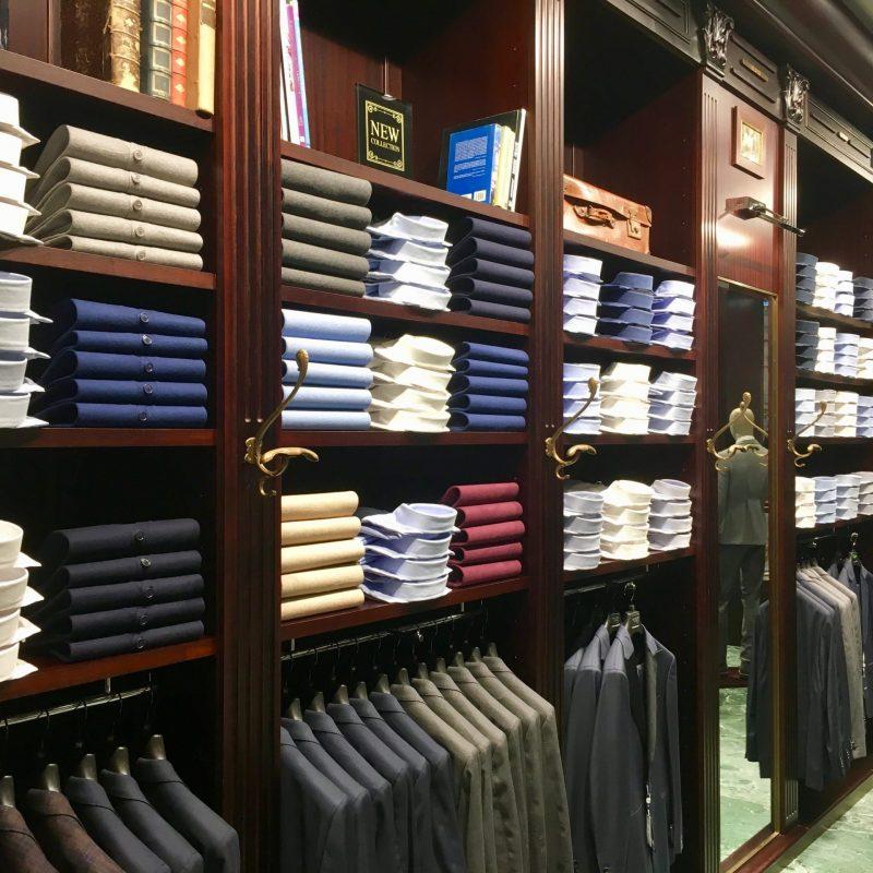 Webseiten Vorlage boutique Business Kleider